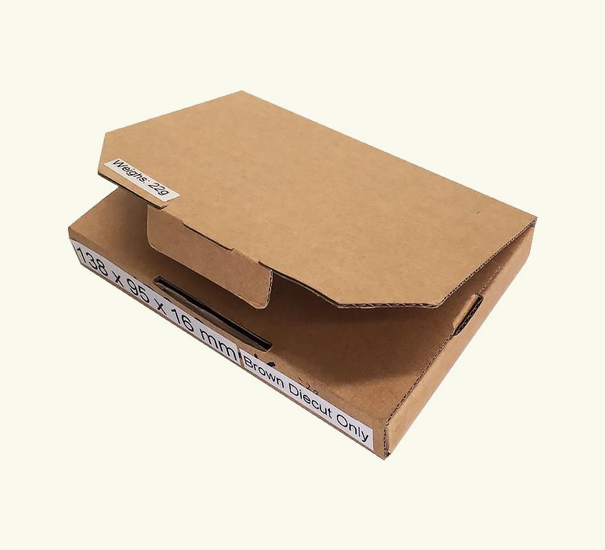 Letter Size Rigid Mailer Boxes