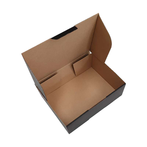 Buy Excellent - Black Die-Cut Boxes 100-310x230x105mm - In Melbourne