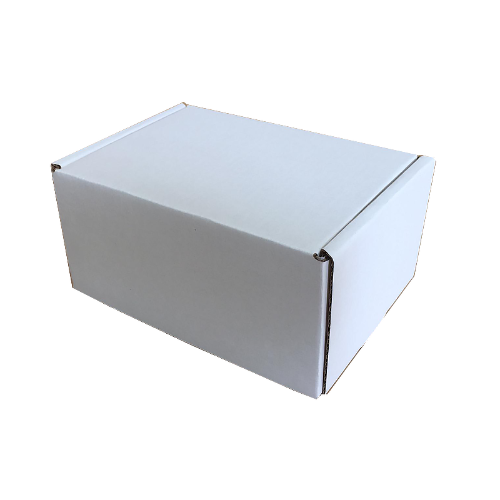 Buy Excellent - White Die-Cut Boxes 100-150x100x70mm - In Melbourne