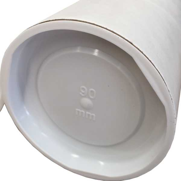 1- High Quality cardboard Mailing Tubes 850x90x1.8mm Shipping in melbourne