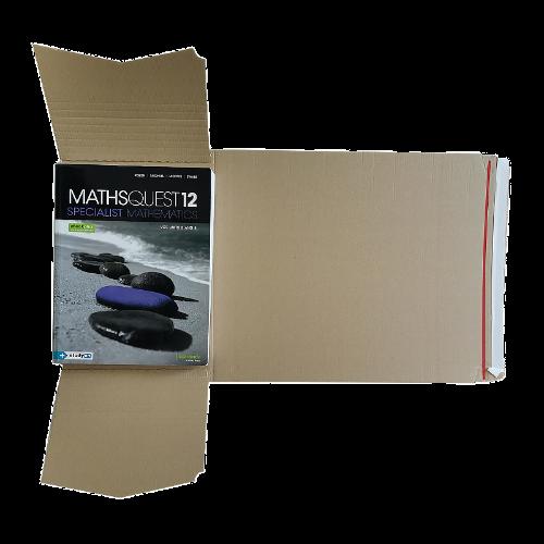 100PK – High Quality C3- 302x215x80mm Self Sealing A4 Book Wrap Mailer