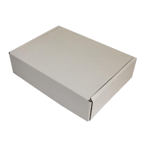 Buy Excellent - White Die-Cut Boxes 100-220x160x55mm - In Melbourne