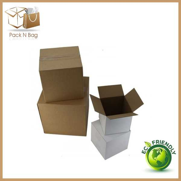 25 Box220x180x120mm Brown RSC boxes Shipping Moving Mailng Boxes Melbourne