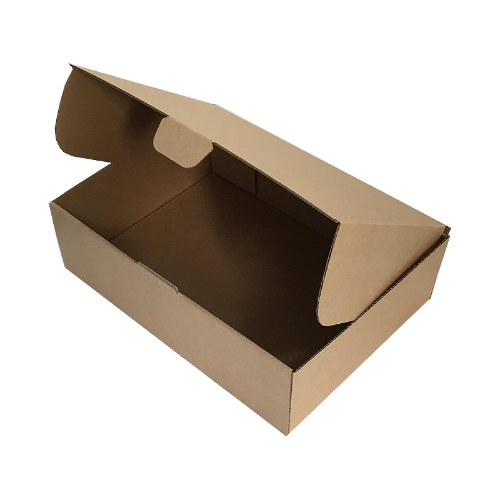 100 250x180x75mm ECO Friendly White Cardboard diecut  Mailing Shipping Boxes Melbourne