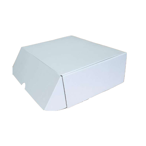 Buy Excellent - White Die-Cut Boxes 50-310x230x105mm - In Melbourne