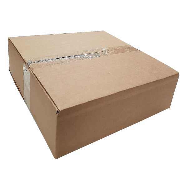 25 - 350x350x100mm Brown Industrial Packaging RSC Cardboard Shipping Moving Boxes in Australia