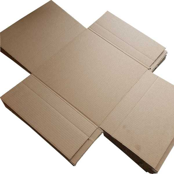 Buy Excellent - Brown RSC Boxes 25-350x350x30mm - In Melbourne