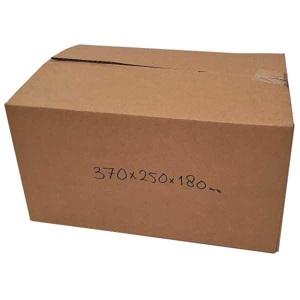 25 x 370x250x180mm High quality Eco Friendly Brown RSC Mailing Boxes In Melbourne
