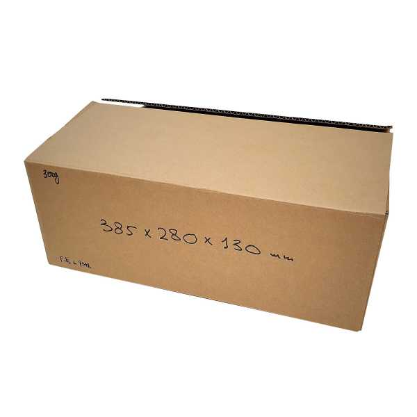 25 x 385x280x130mm High quality Eco Friendly Brown RSC Mailing Boxes In Melbourne