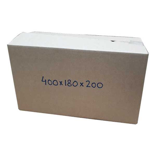 #50 x 400x180x200mm High Quality Eco Friendly  Brown Cardboard Shipping Boxes In Melbourne