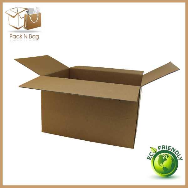 400x270x410mm Brown-RSC boxes