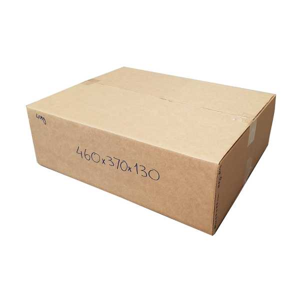 25 - 460x370x130mm High Quality Brown RSC Shipping Mailing Boxes In Melbourne