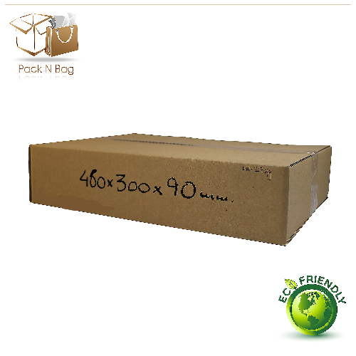 Buy Excellent - Brown RSC Boxes 25PK-460x300x90mm - In Melbourne