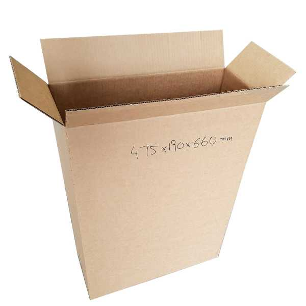 10-475x190x660mm Brown Rsc Shipping Moving Mailing Boxes In Melbourne