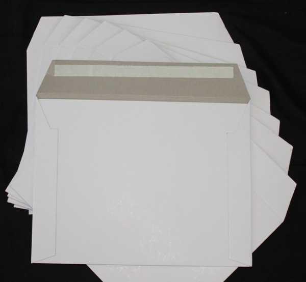 400 400gsm Card Mailer 230x160mm