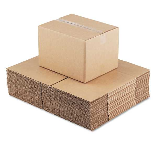100 x High Quality  BX 1 - 220x160x77mm Brown RSC Cardboard Boxes In Melbourne