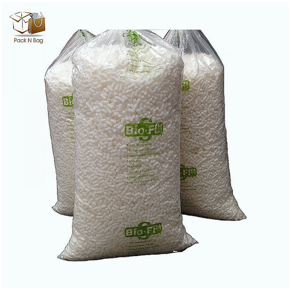 Void Bio Fill 400 Litre Bag Packaging beans peanuts