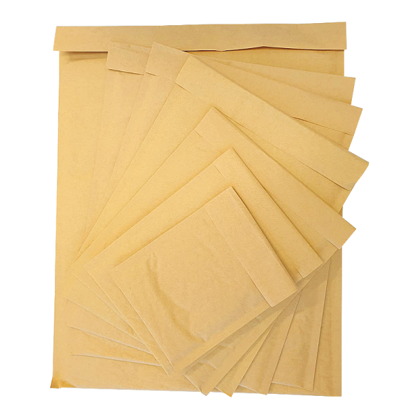 #5B 200 x High Quality Kraft brown Padded envelopes In Melbourne