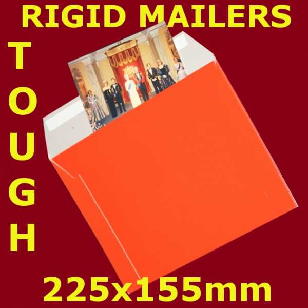 100 700gsm Rigid Mailer 255x155mm
