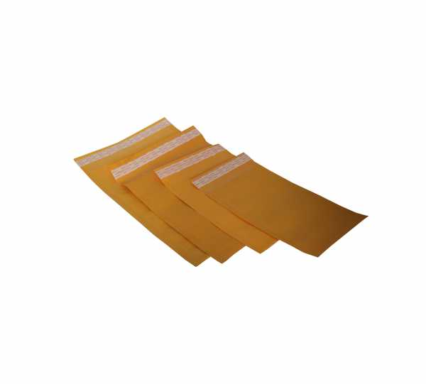 #4 Yellow Paper Envelopes (400 per box)