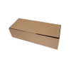 Buy Excellent - Brown Die-Cut Boxes 100-280x100x60mm - In Melbourne