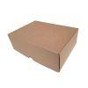 Buy Excellent - Brown Die-Cut Boxes 100-270x200x95mm - In Melbourne