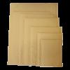 #2B 200 x 215x280mm outer & 235x280mm inner Kraft brown Padded envelopes